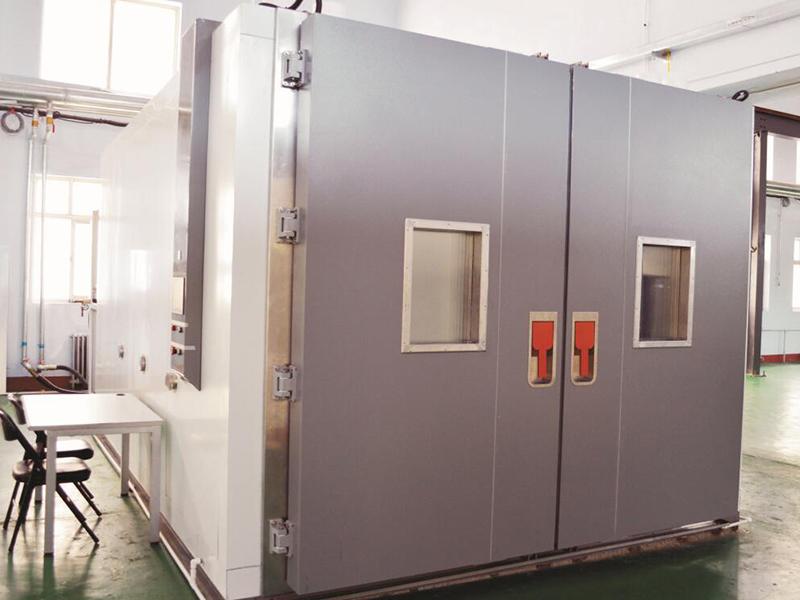 30m²步入式恒温恒湿实验设备